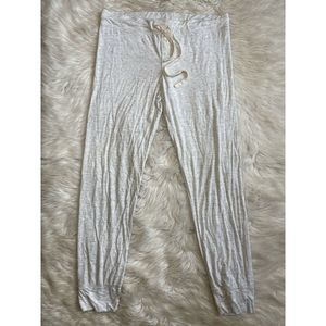 J. Crew Sz M Whisper Jersey Leggings Pajama Pants